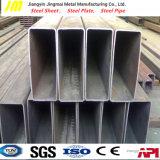 ASTM Q195/Q235 75*125*5.75mm 직사각형 강관