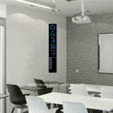 新型LEDデジタルの縦の時間およびカレンダの電子クロック