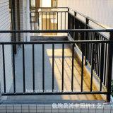 Cable de seguridad personalizada Terraza cubierta de la valla de la construcción de material de decoración exterior