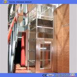 Hydraulisches vertikales Rollstuhl-Aufzug-Höhenruder für Haus