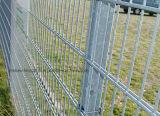 Ral6005ベストによって曲げられる反上昇の倍ワイヤー防御フェンス