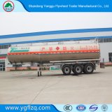 중국에서 중국 새로운 공장 알루미늄 합금 또는 스테인리스 유조선 또는 반 탱크 트레일러