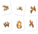 생가죽 포장 닭 개 씹기 식사