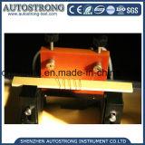 Appareil de contrôle vertical de flamme de câble simple d'IEC60332 IEC60695 pour le test de câble