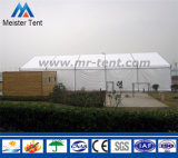Outdoor Exhibition Wedding party Marquee Tent with White PVC Covers