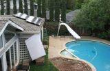 La Chine Hot Sale solaire 48V 370W CC sans balai de la pompe de piscine