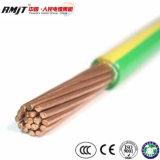 300/500V BT 450/750V com isolamento de PVC Fio eléctrico H07V-U 1,5mm 2,5mm