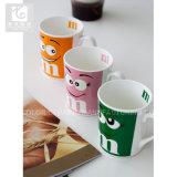 propia original de cerámica de China de la taza de la etiqueta del cliente 13oz