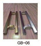 Galv van uitstekende kwaliteit. Het heldere Aluminium behandelt JP-Ls-011