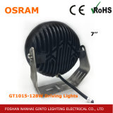 LEIDENE van de Verlichting van de Auto van China Ginto EMC Osram Offroad DrijfLicht van het Werk voor SUV ATV (GT1015-128W)