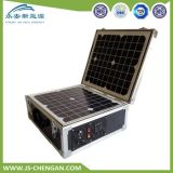 energiesparender Solarinstallationssatz des beweglichen Koffer-500W mit PV-Inverter