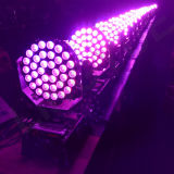 DJ Fase 36x12W RGBW 4en1 luces LED moviendo la cabeza