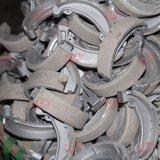 Piezas de motocicleta de alta calidad de zapatas de freno pastillas de freno para el CG125/CG150/GN125/Bajaj100