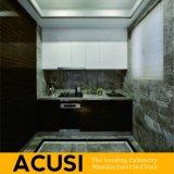 Keukenkasten van de Lak van de Piano van Foshan de In het groot Aangepaste Moderne (ACS2-L07)