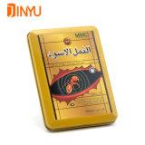 Небольшой размер металлическую коробку по борьбе против табака или к прикуривателю