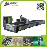 Máquinas Laser de fibra para 1-25mm em aço inoxidável Sheetmetal máquinas de fabricação