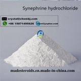 Gewicht-Verlust-rohes Puder Sicherheit Synephrine Hydrochlorid CAS-365-26-4