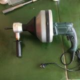 2 1/2 pulgadas de Alimentación Manual Hongli wc Limpiador de drenaje (D-60)