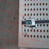Sound - 흡수 Wall Board를 위한 관통되는 Calcium Silicate Board