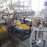 Der automatische zweistufige pelletisierende Extruder HDPE-LDPE-Film granulieren Maschine