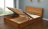 Festes hölzernes Bett-moderne Betten (M-X2814)
