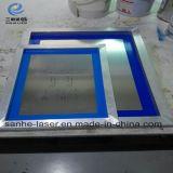 Malla de acero SMT Máquina de corte láser para el aluminio o acero inoxidable