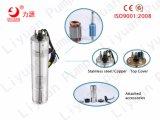 4 Motor Met duikvermogen van de Pomp van de Verkoop Liyuan van de Enige Fase van de Motor van de Pomp van de duim 3HP de Elektrische Oil-Cooled Hete