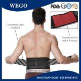 調節可能な腰神経のより低い背部サポート波カッコ- Self-Heating磁気療法ベルト