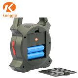 Batterie rechargeable USB portable phare de travail de rafles d'urgence pour le camping