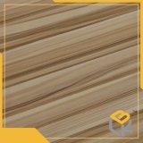 Papel decorativo del grano de madera de roble para los muebles, la puerta o el guardarropa del fabricante chino