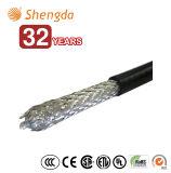 China-Zubehör Telekommunikations-verschiedene Typen des Koaxialkabels Crodas Rg11