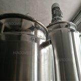 Aço inoxidável Ketchup Emulsificação depósito de mistura/Homogeneizador Creme Corporal