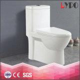 Toletta di ceramica di un pezzo adatta di vendita calda di Siphonic della stanza da bagno Lp1006