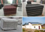 Azulejos de azotea de acero revestidos de la piedra de la alta calidad de China