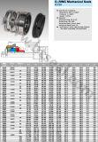 O anel vedações mecânicas (BT95) 1