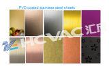 Kontinuierliche Farben-Beschichtung-Zeile des Edelstahl-PVD/kontinuierliches PVD Anstrichsystem