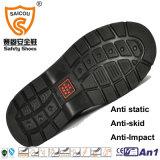 Безопасность Saicou напольная Boots стальные женщины и работа ботинок пальца ноги в ботинках безопасности Sc-8806 людей кухни