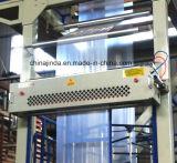 Máquina que sopla de la película en línea la impresora
