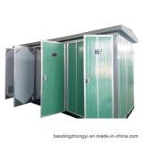 제조자 Zbw 중국 시리즈 옥외 전기 Prefabricated European-Type 변전소