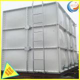 Bestes Preis HDPE SMC FRP GRP Schnittwasser-Becken mit erhöhtem Stahl