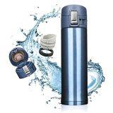 누출 땀 증거 BPA는 건강한 진공 플라스크 스포츠 물병을 해방한다