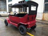 Rariroのブランドのボルドーの赤いカラー一義的な電気型車
