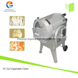 Máquina vegetal de múltiples funciones del cortador FC-312, patatas fritas cortador, cortadora del cubo de la zanahoria