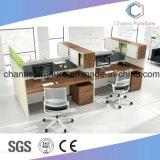 Goedkope Lijst Vier het Werkstation cas-W1804 van de Computer van het Bureau van Zetels