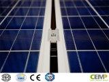 결함 Free Test에 4 공통로 Cell Designed 270W Solar Module