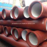 Fornitori principali di C25, C30, tubo duttile del ferro di C40 K9 in Cina