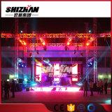 Fertigung-Aluminiumlegierung-Beleuchtung-Binder-System für Stadiums-Dekoration