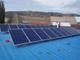 TUVの高性能285Wの多太陽電池パネル