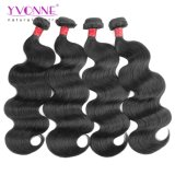 Yvonne produtos cabelo 8A Virgem Onda Corpo Brasileiro de cabelo humano