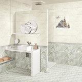 Inyección de tinta de 3D de cerámica esmaltada pared 300x600mm mosaico para el cuarto de baño o cocina